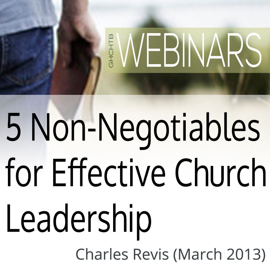 Churches Church Leadership: Growing Healthy Churches Hiding In Plain Sight: 5 Non