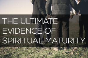 Growing Healthy Churches The Ultimate Evidence of Spiritual ...